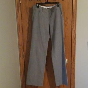 Ladies light grey dress pant